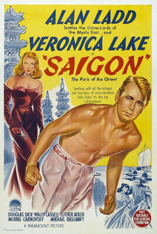Saigon - Poster 1