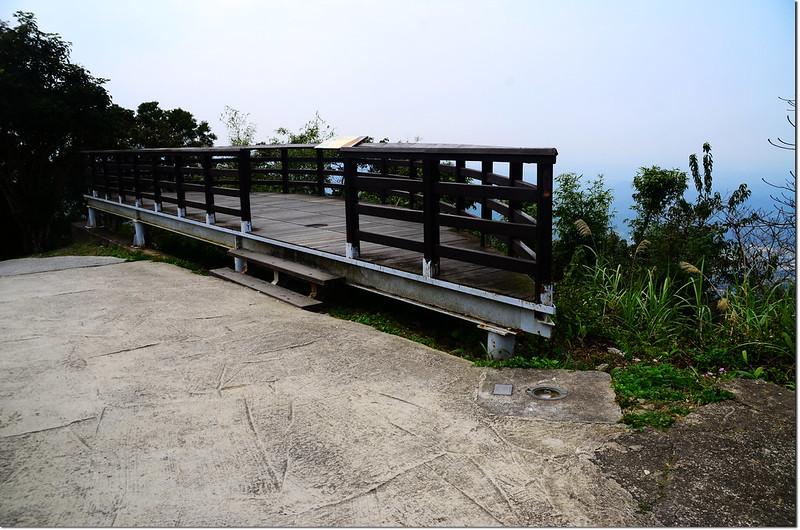 大山背山頂觀景平台