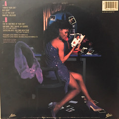 LUTHER VANDROSS:BUSY BODY(JACKET B)