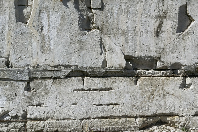 , Broken wall