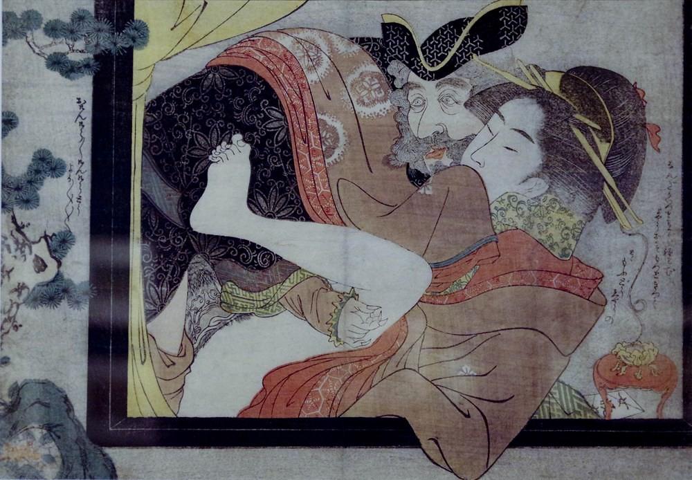 Секс эротика в искусстве