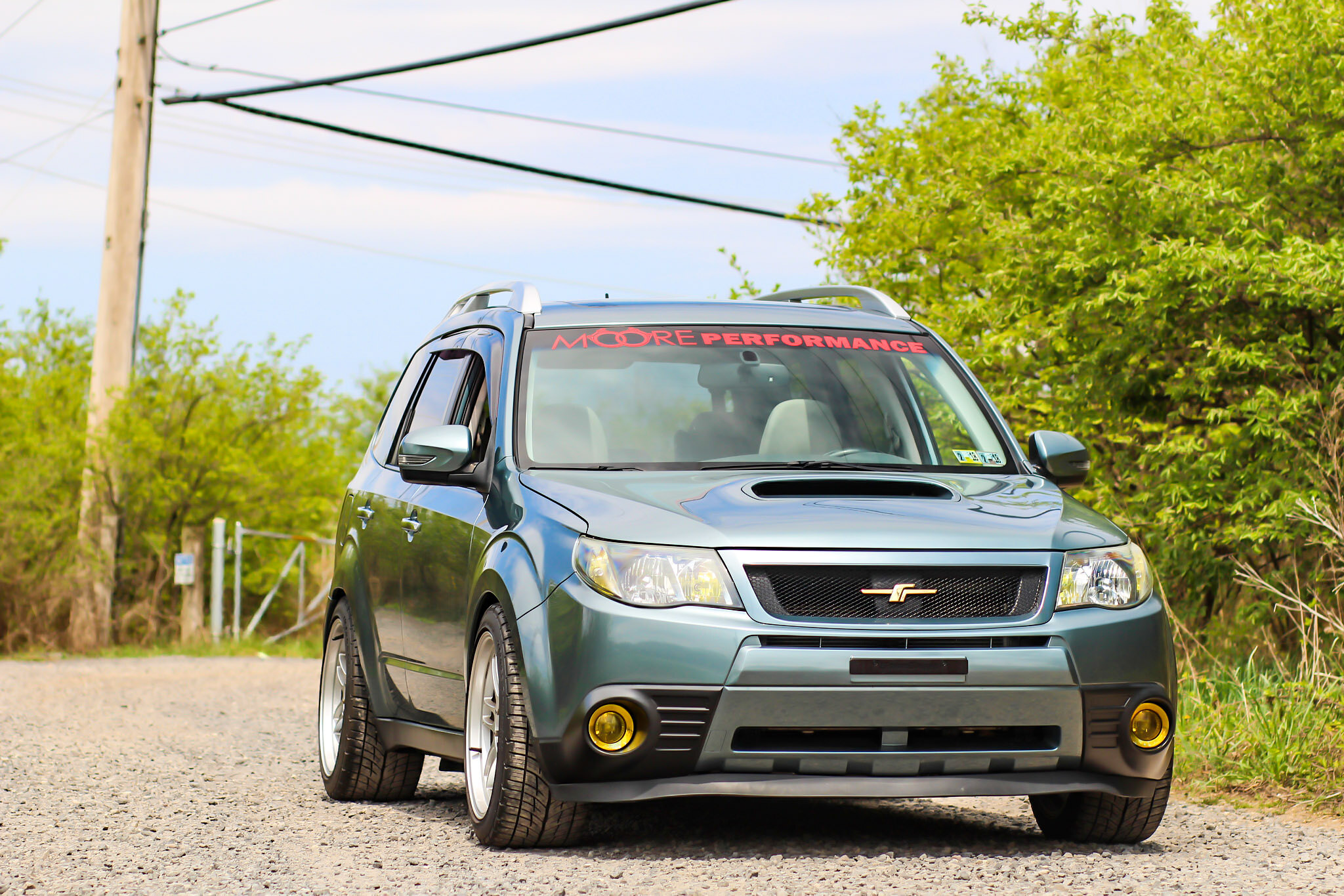 09 13 forester bc coilovers