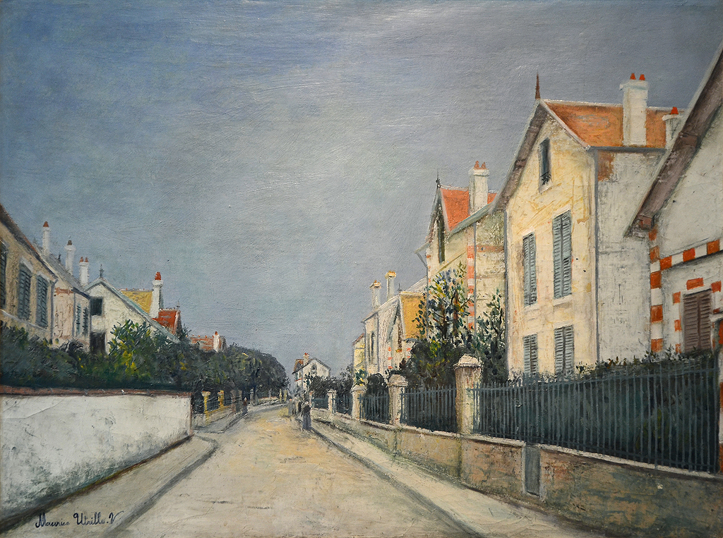 Under One Sky 43_Utrillo