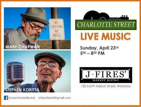 Charlotte Street 4-23-17