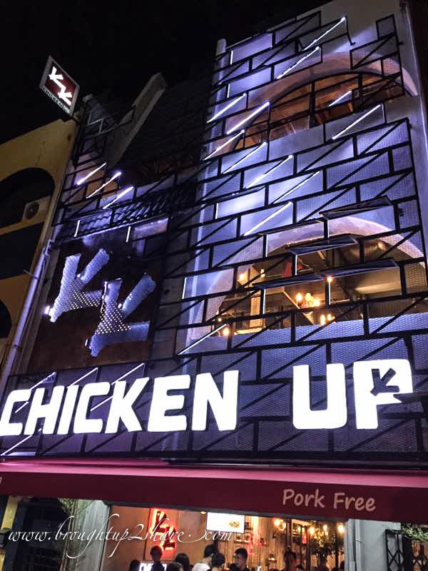 chickenup