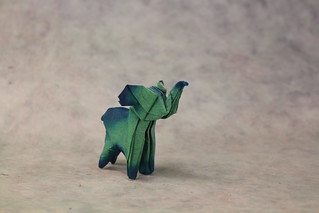 Elephant by Gerard Ty Sovann | by origami_8