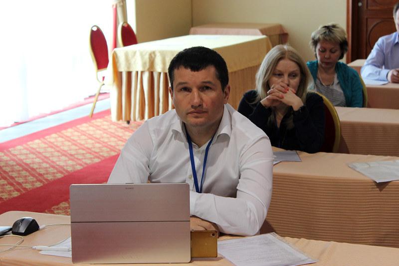 Валерий Данюк, Марь Ванна