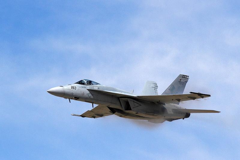 IMG_0673 F/A-18 Super Hornet, Los Angeles Air Show
