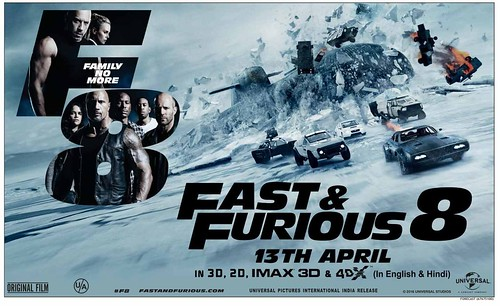 Fast & Furious 8 - Poster 11