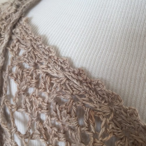 Isobel's Antique Lace