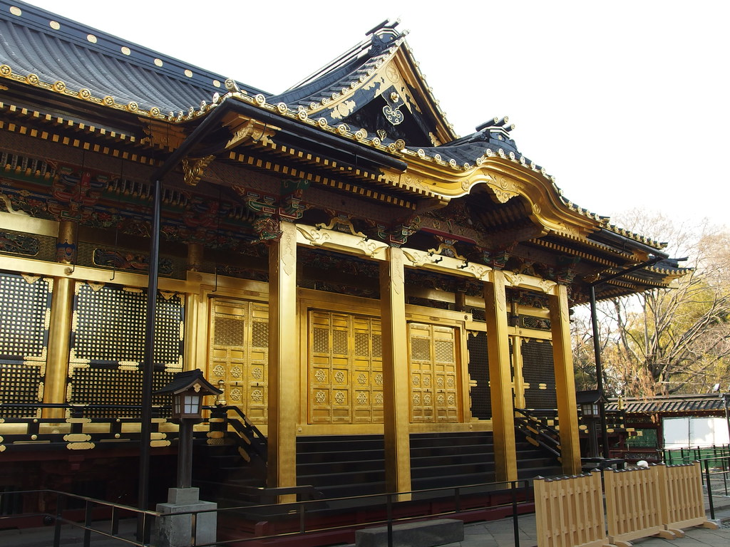 Ueno's Toshogu Shrine