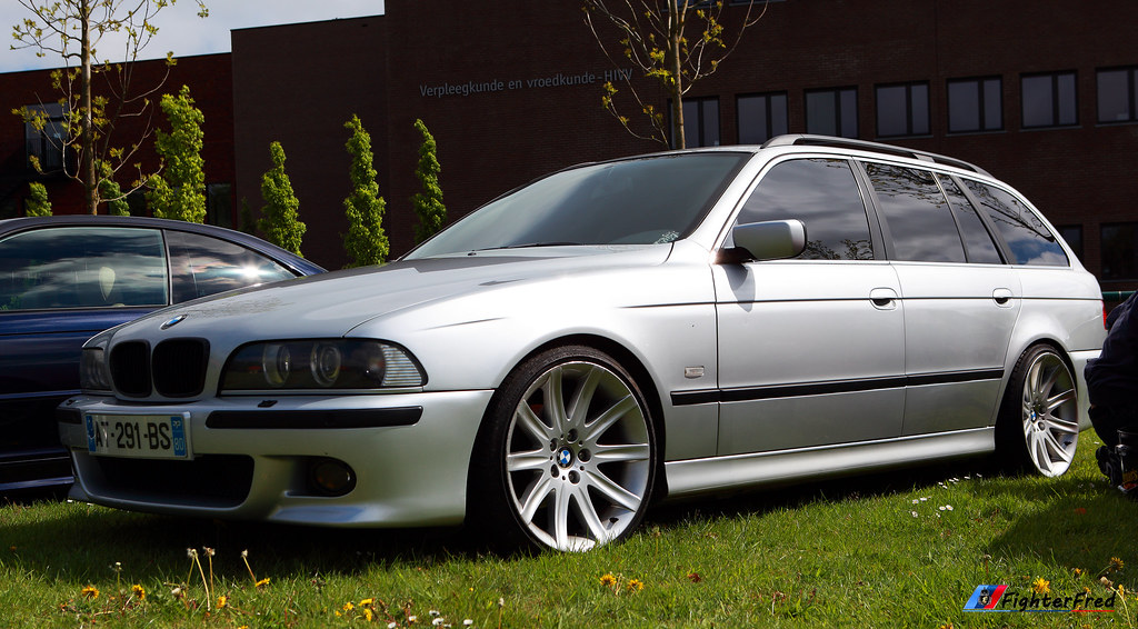 Bmw E39 Touring 19 Style 95 Laylow 2014 Anthony Flickr