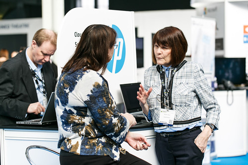 HP Stand at UC EXPO 2 | by UC EXPO