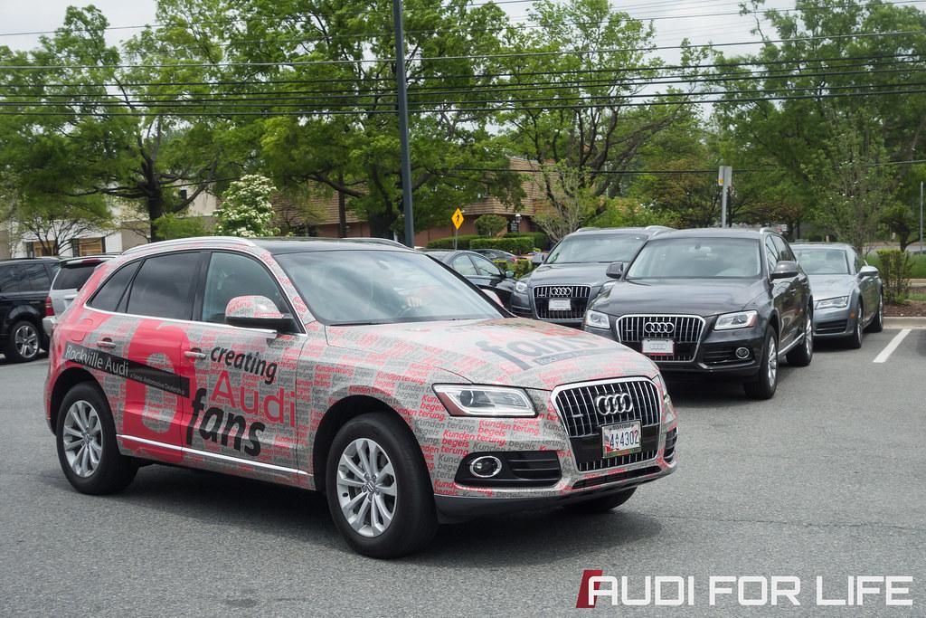 DSC Rockville Audi Kundenbegeisterung Q Linh Pham Flickr - Rockville audi