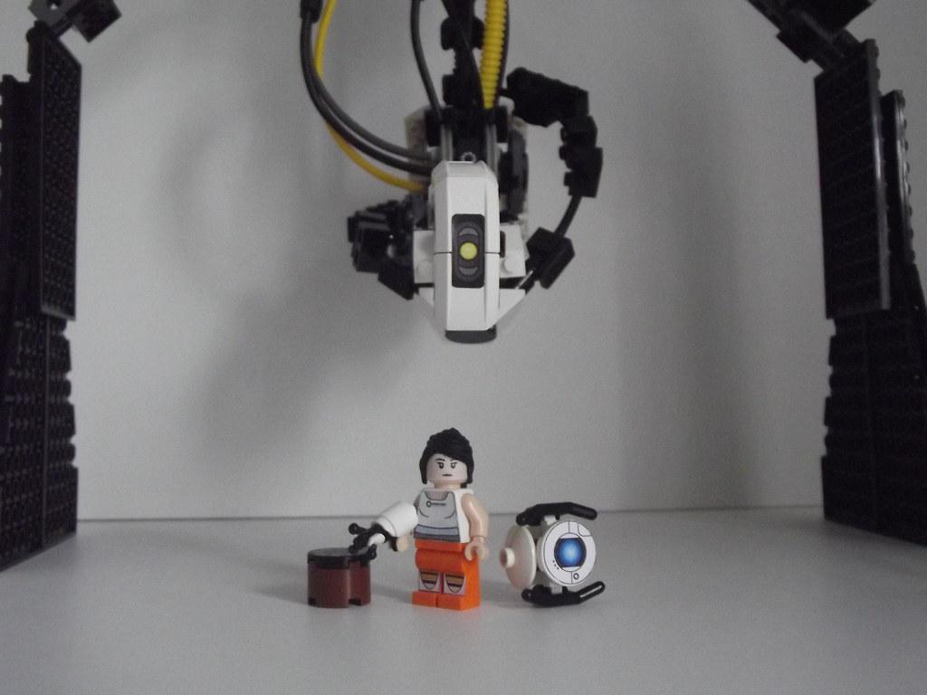 Как сделать лего портал