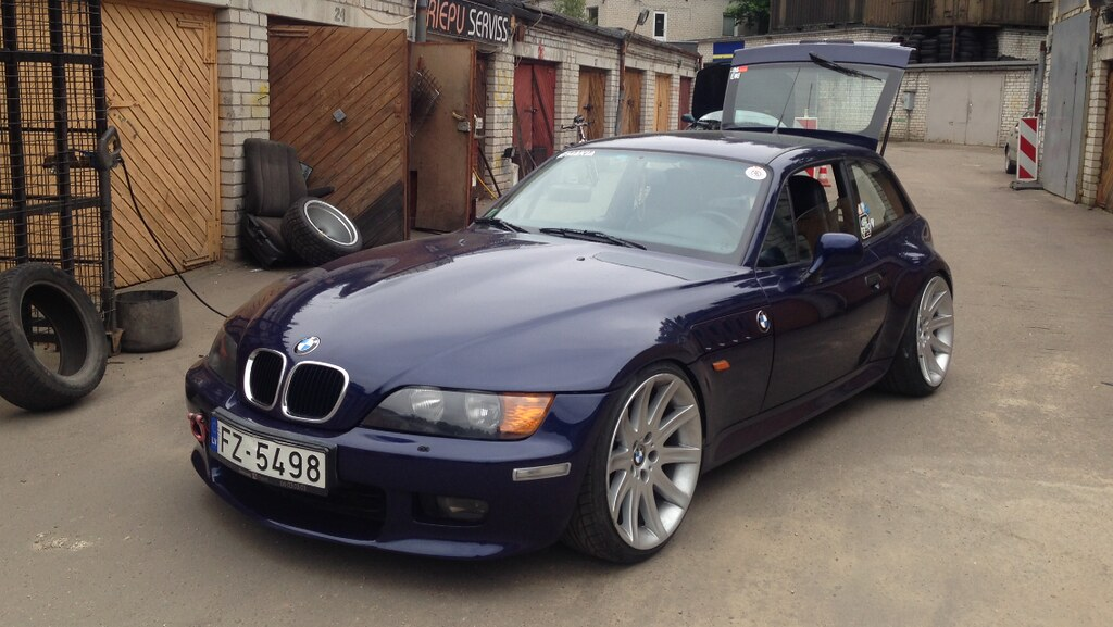 Bmw Z3 Coupe On Style 95 Bmw Z3 Coupe On Style 95 Flickr