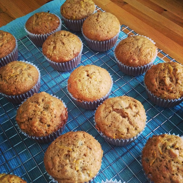 Yellow Zucchini Muffins Recipe From Thesmitten I Used Flickr