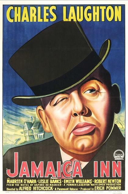 Jamaica Inn (1939/Paramount) (Australia) 1 sheet