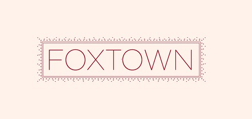 Foxtown Logo Mockup | by sikelianos