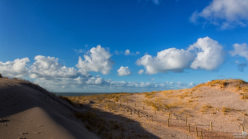 Clouds, Dunes and Shadows
