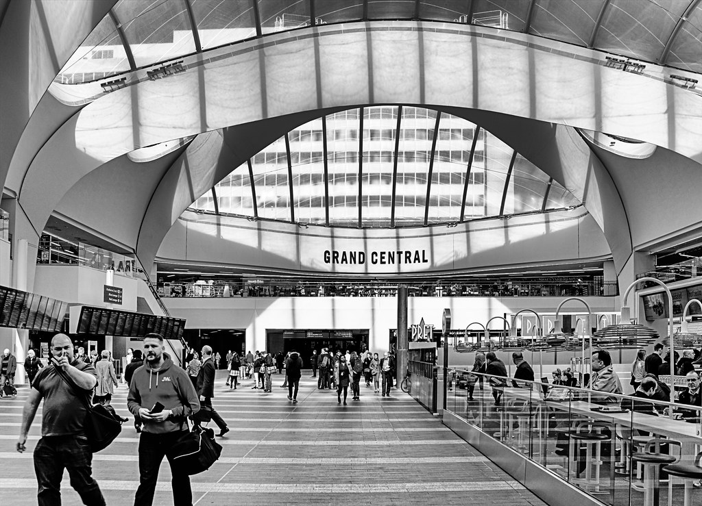 Grand Central | New Street Station, Birmingham, England