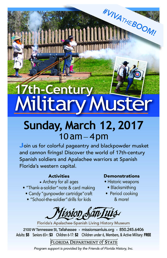 muster flyer 2017 by missionsanluis - Flyer Muster