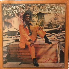 CLARENCE FOUNTAIN:BLESSED ASSURANCE(JACKET A)