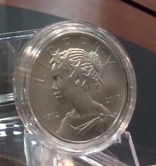 2017 American Liberty Silver Medal obverse