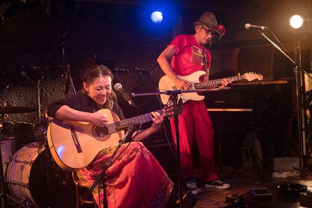 Yoshimitsu Kasuga's 60th birthday live at Manda-La 2, Tokyo, 03 Apr 2017 -00036