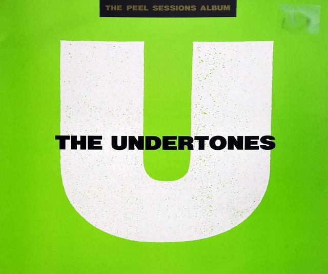 "UNDERTONES THE PEEL SESSIONS STRANGE FRUIT 12"" LP VINYL"