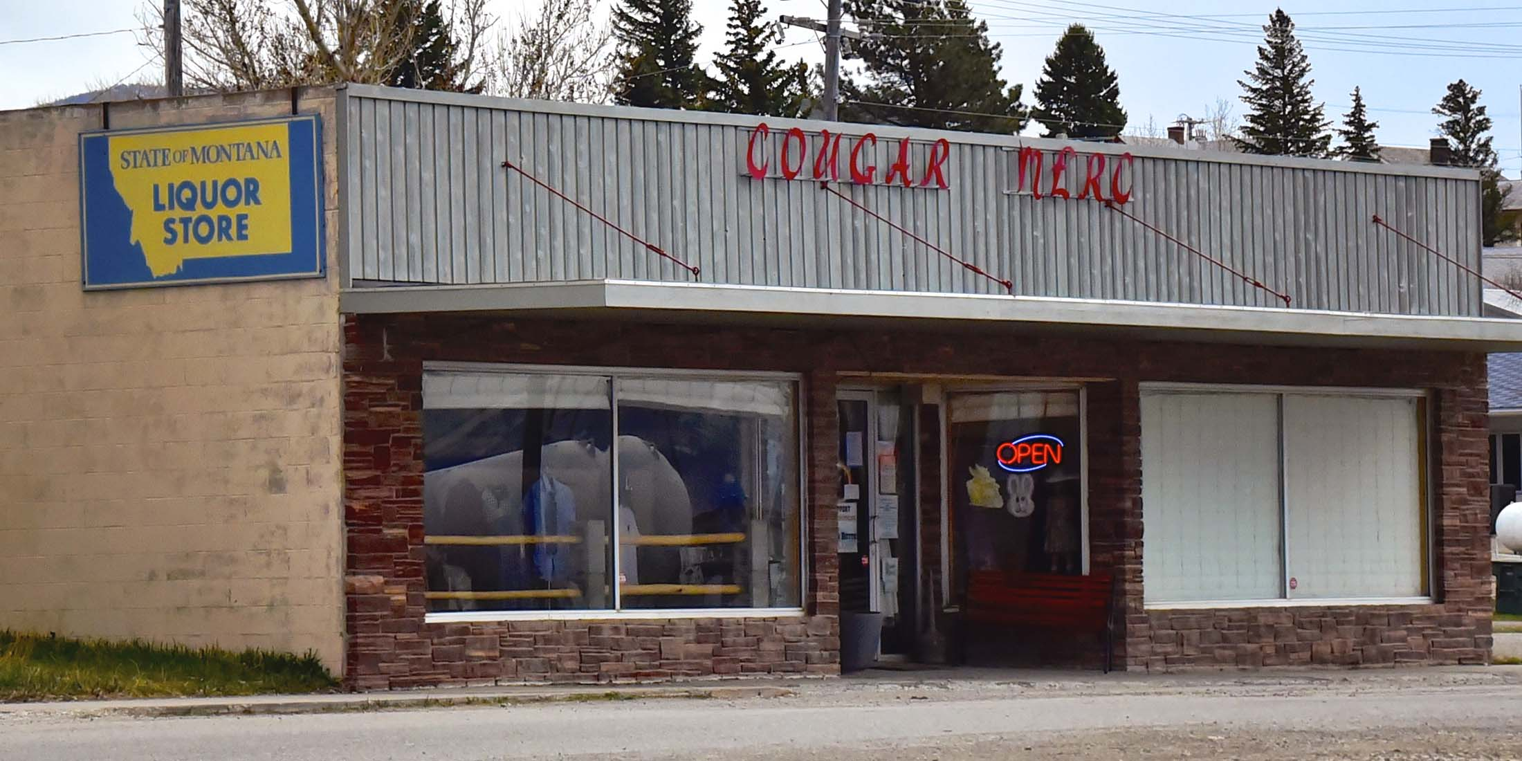 Located near downtown White Sulphur Springs, MT on Highway 89.