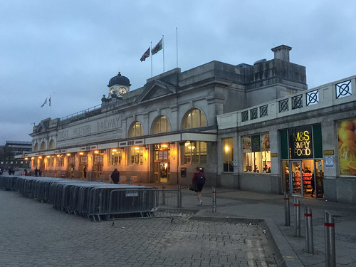 Cardiff Central station | by diamond geezer