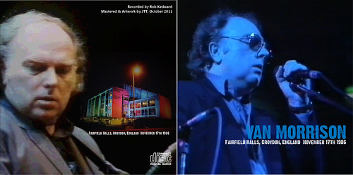 Morrison-Fairfield Halls, Croydon 17.11.86 - F
