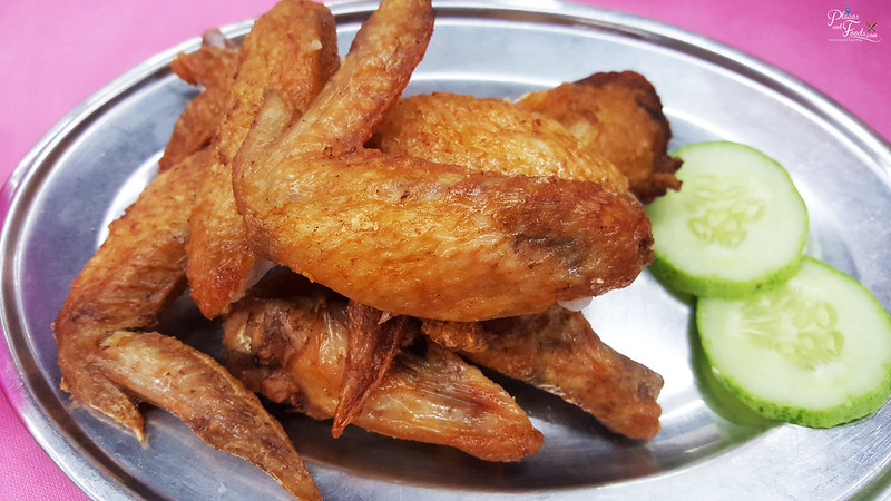restoran hoi peng ss2 chicken wing