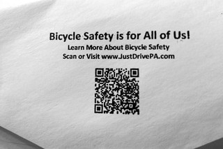 Bicycle Safety is for All of Us!