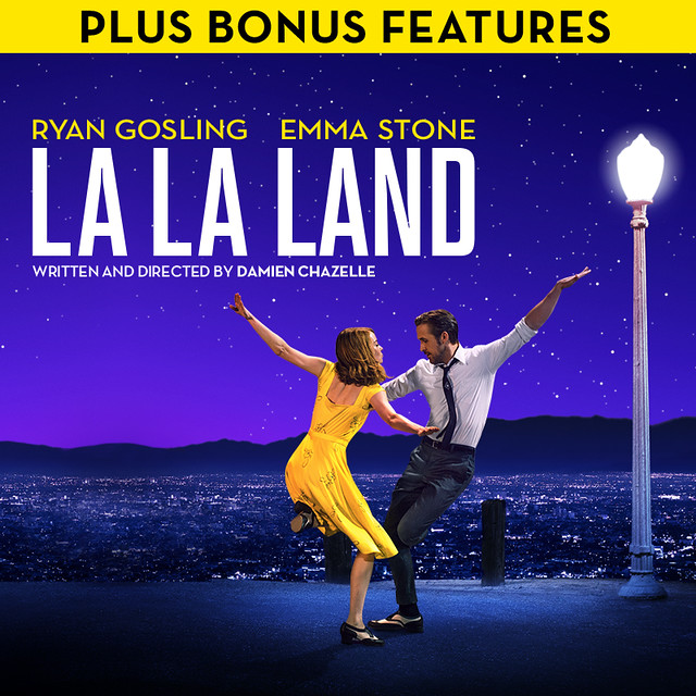 La La Land (plus bonus features)