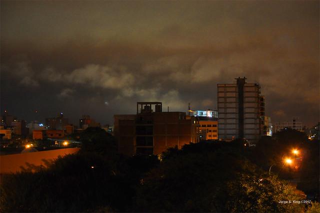 Noche otoñal