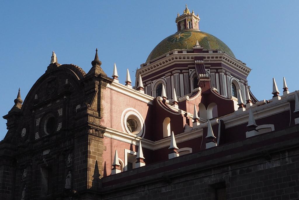 Puebla. Patrimonio Humanidad UNESCO