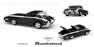 Kustom Ford Thundertruck