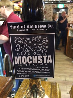 Yard of Ale Brew Co, Mochsta, England