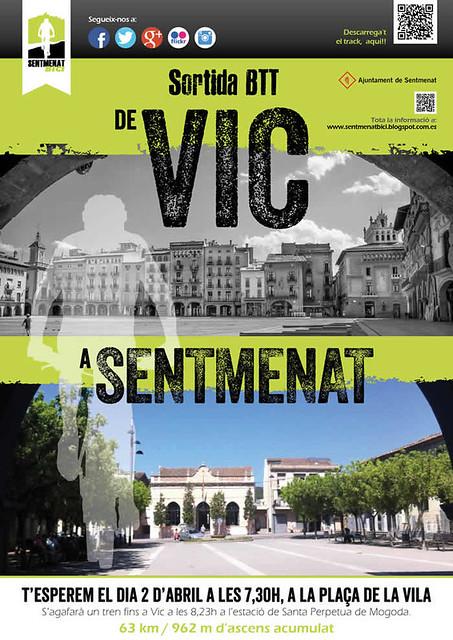 Vic - Sentmenat 02 04 2017