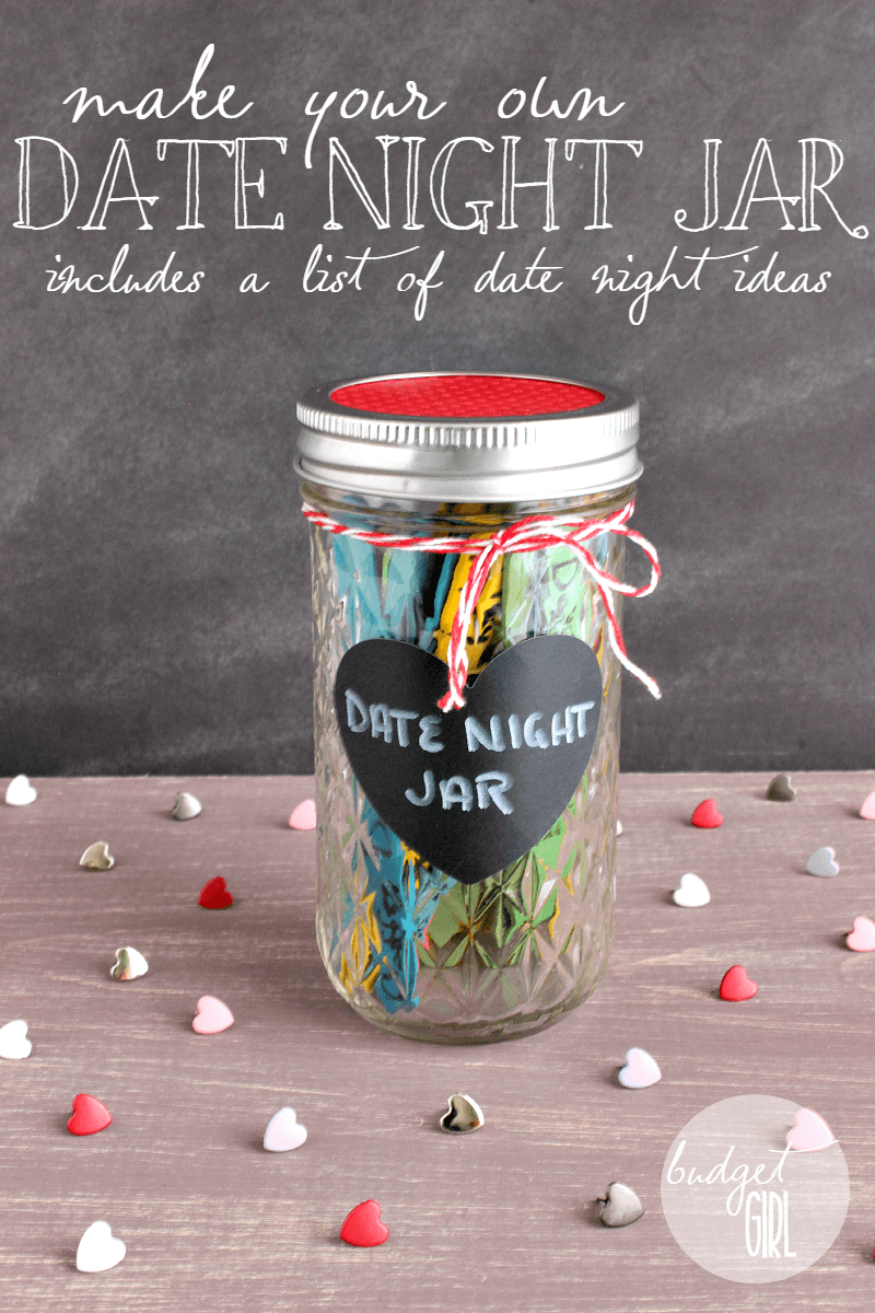 dating jar ideas Find date night ideas from free to $$$ find date night ideas from free to $$$ skip to content date night jar date night jar ideas for the rest of us.