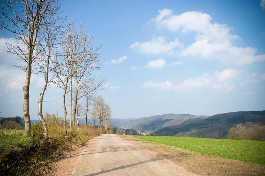 Trebnitzgrund und Böhmischer Steig