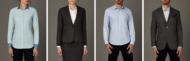 Arthur Shirtley - Smart British tailoring for men and women