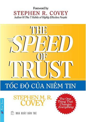 Tốc Độ của Niềm Tin - Stephen R. Covey