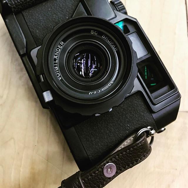Voigtlander Skopar 35mm f2.5 SC S系小餅鏡