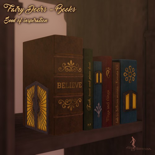Fairy Doors Books Seed of Inspiration