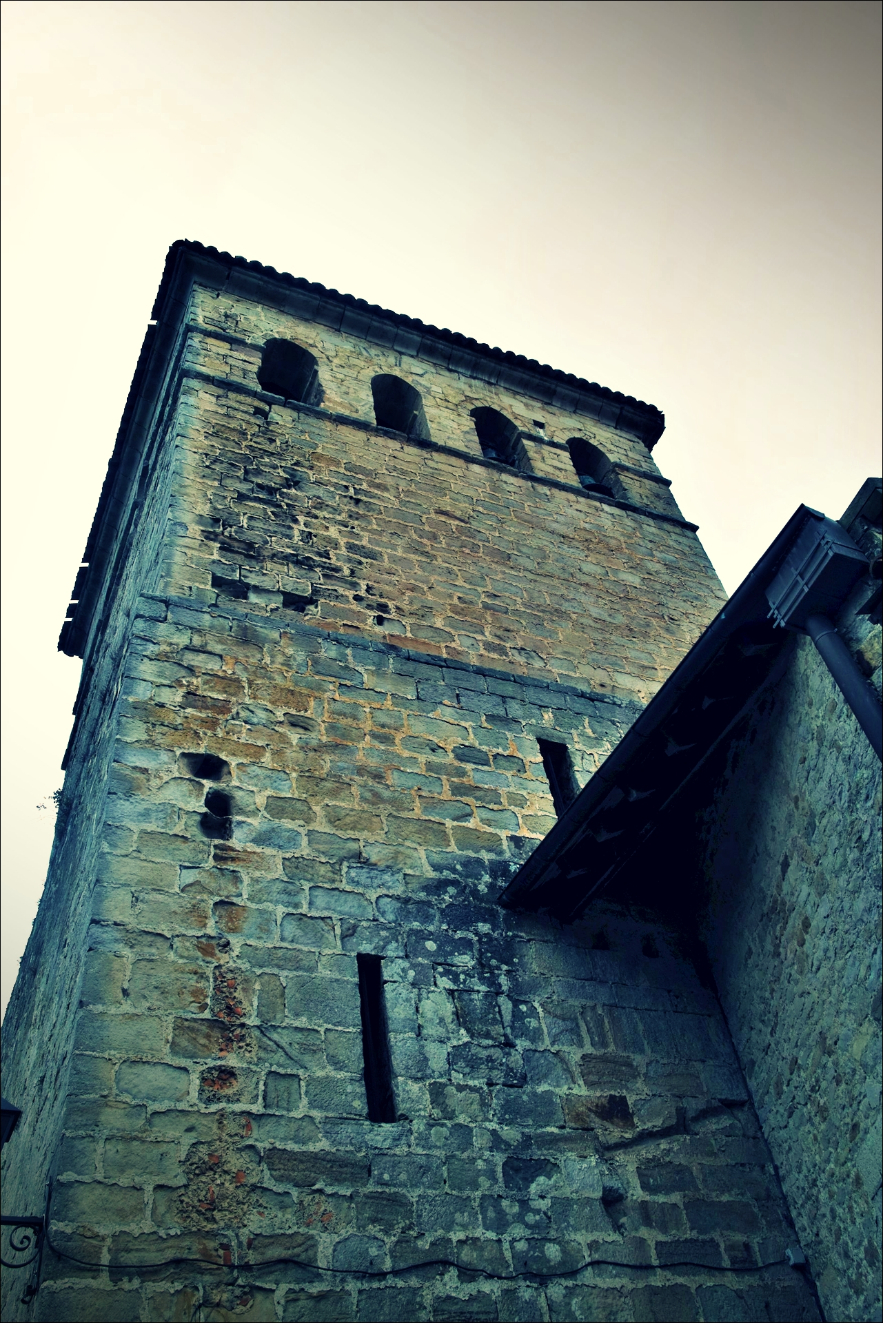 메리노 탑(Torre del Merino)-'산티야나 델 마르(Santillana del Mar, Spain)'