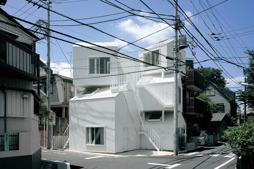Sou Fujimoto   Tokyo Apartment   Photo 02 | 準建築人手札網站Forgemind ArchiMedia |  Flickr