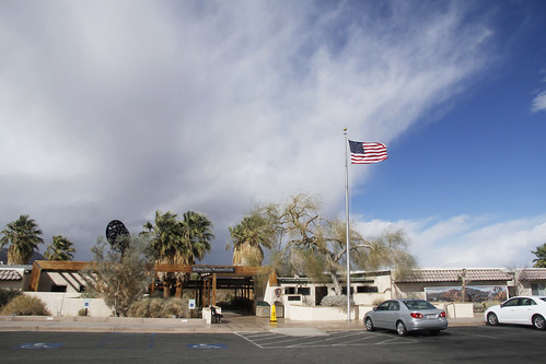 Oasis Visitor Center; Twentynine Palms, CA | by Joshua Tree National Park